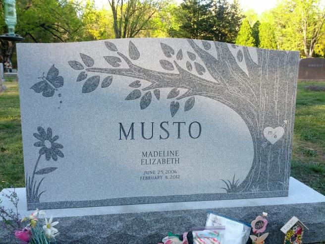 Madeline's Headstone
