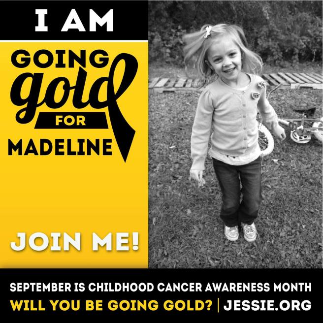madeline gold
