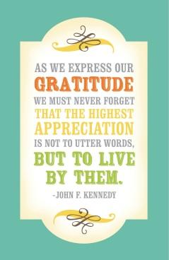 jfk-on-gratitude